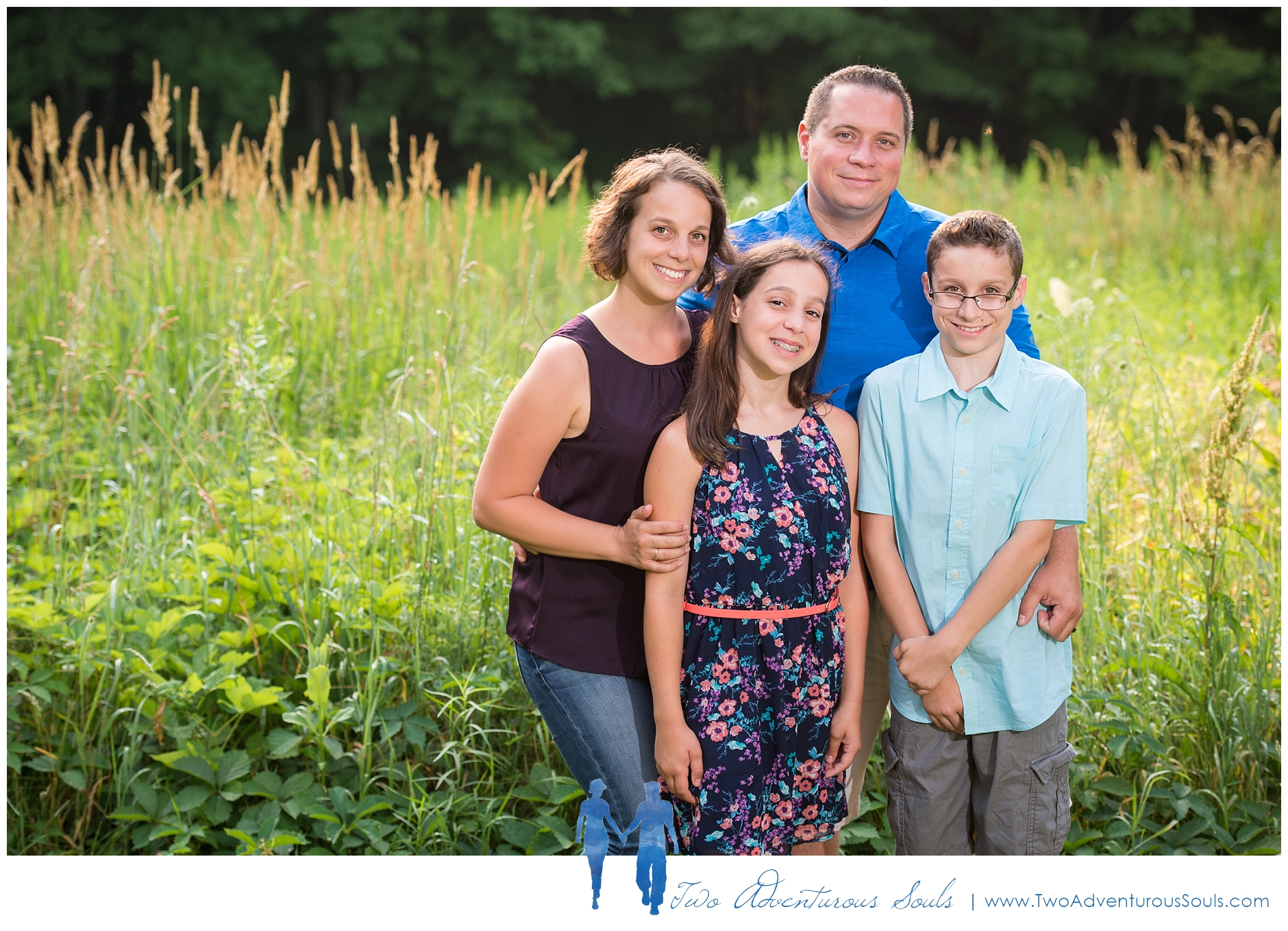 Maine Family Photographers - Best of 2017 -
