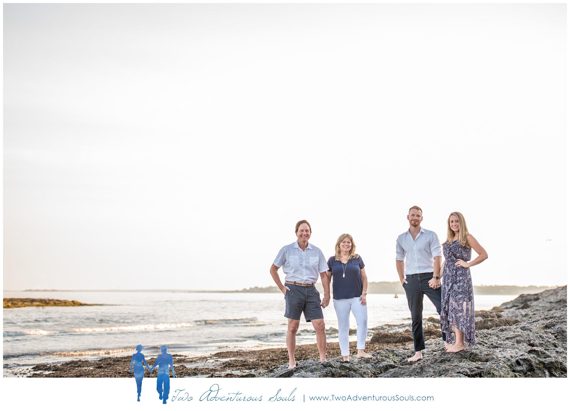 Higgins Beach Family Portraits, Maine Family Photographer -
