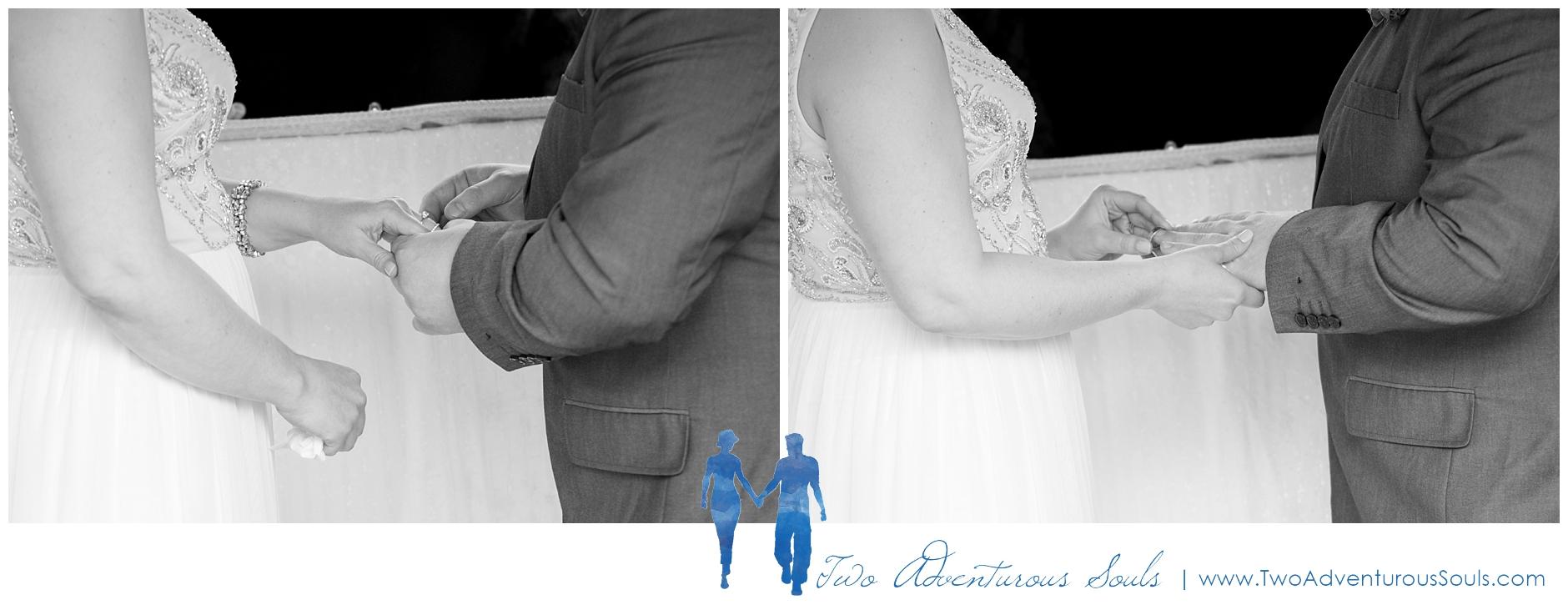Norumbega Inn Wedding by Maine Wedding Photographers - Camden Wedding - 7