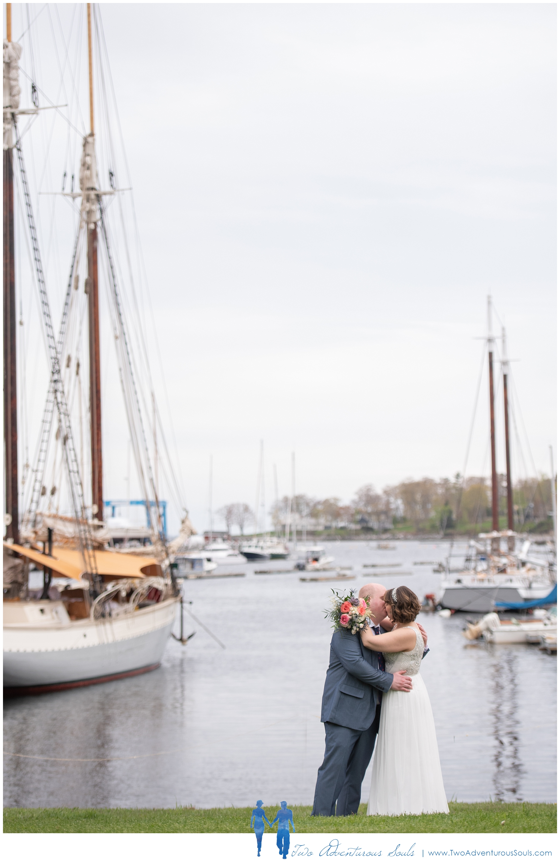 Norumbega Inn Wedding by Maine Wedding Photographers - Camden Wedding - 16