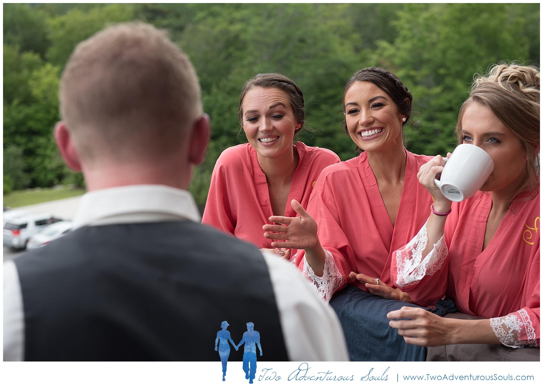 Sunday River Wedding, Maine Wedding Photographers - Jordan Hotel Getting Ready