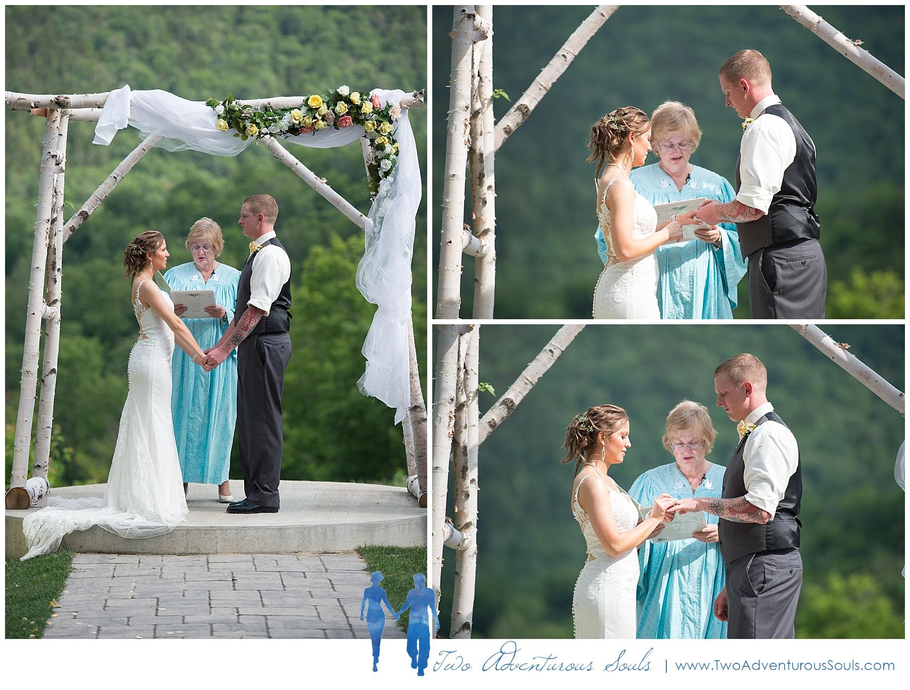 Sunday River Wedding, Maine Wedding Photographers -