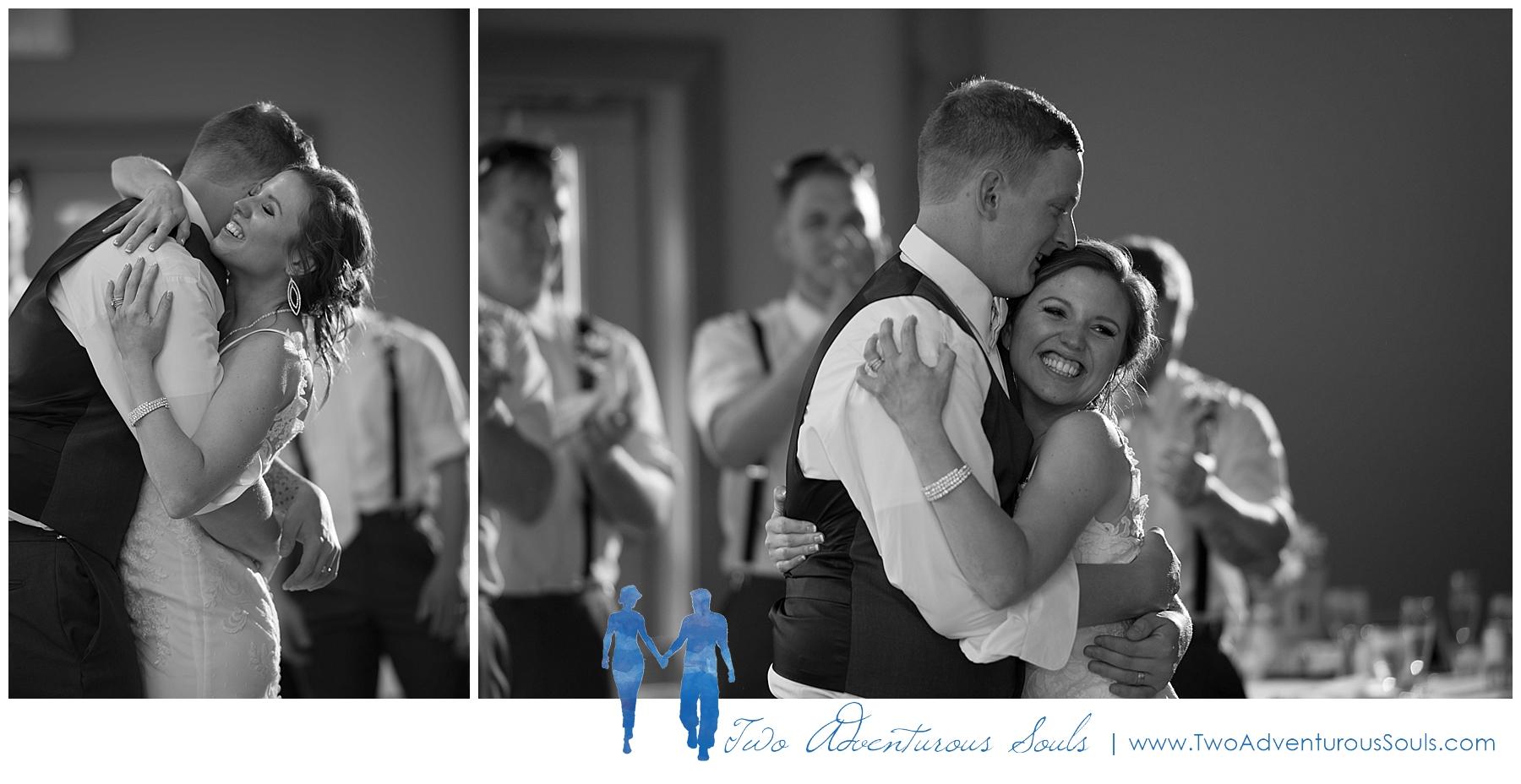 Sunday River Wedding, Maine Wedding Photographers - Sliders Wedding Reception