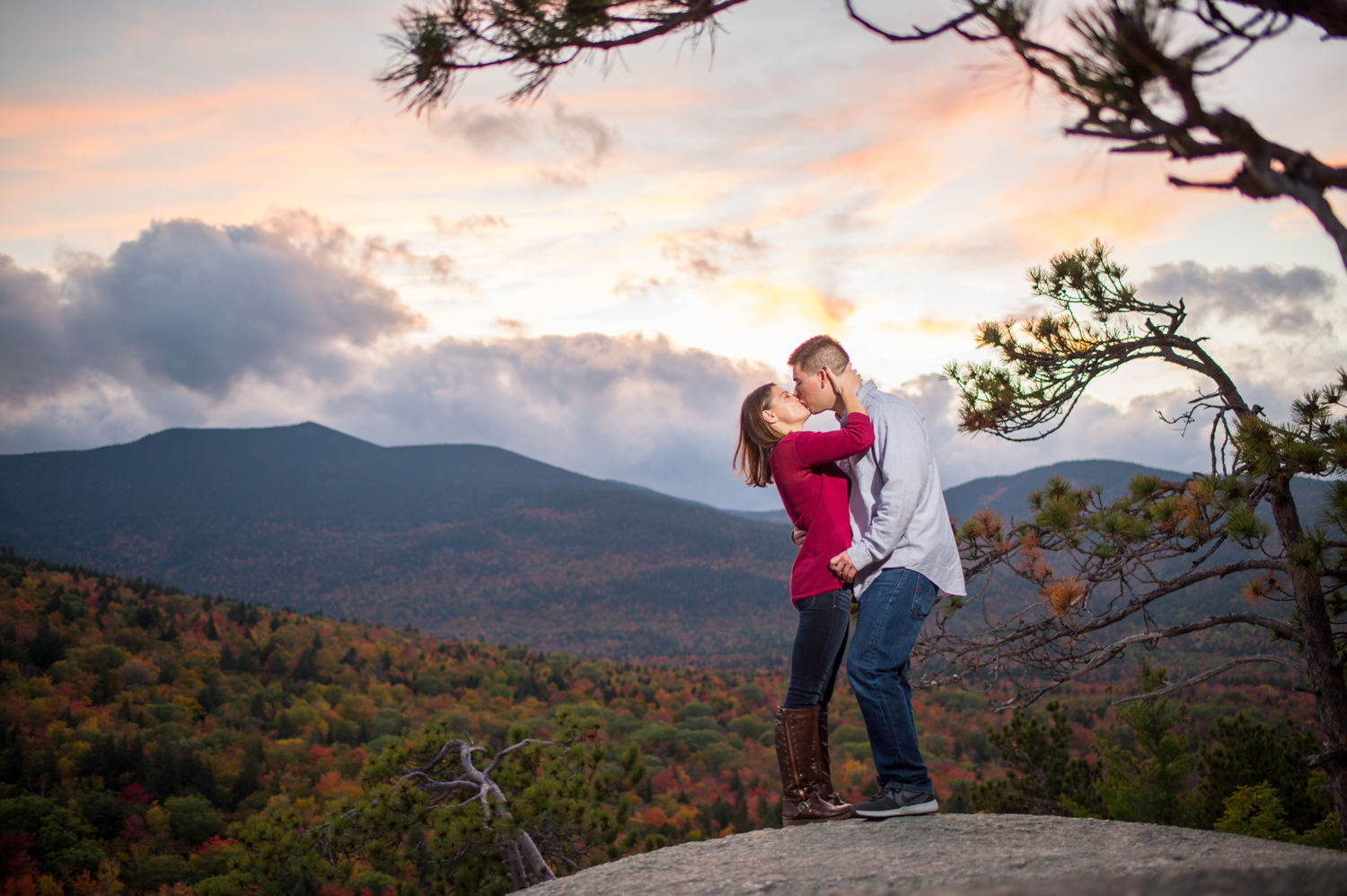 Maine and Destination Wedding Photographer - Engagement Session-33.jpg