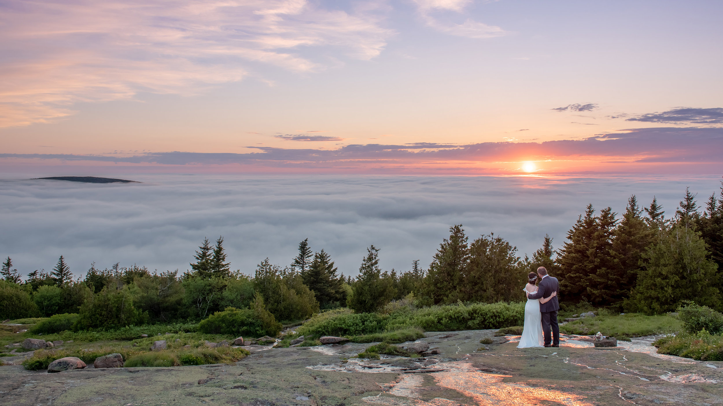 Acadia National Park Wedding, Adventure Wedding, Maine Wedding Photographer, Two Adventurous Souls.jpg