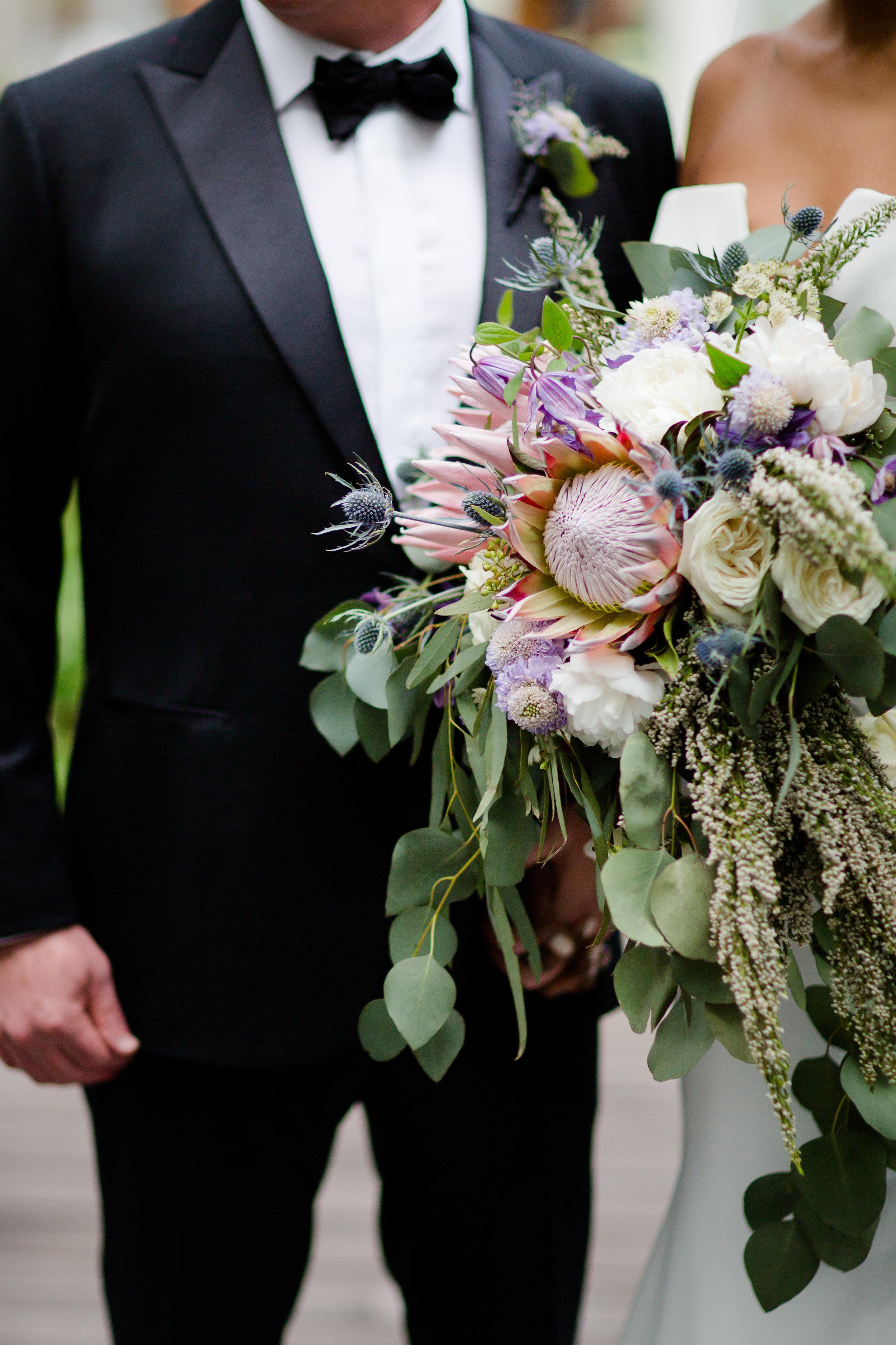 Design & Floral:    Kehoe Designs    | Lighting & Sound:    BlackOak Technical Productions    | Photo:    Studio This Is Photography    | Planning:    Big City Bride    | Venue:    Art Institute of Chicago
