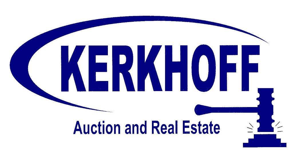 KERKHOFF AUCTION AND REAL ESTATE - Valerie stephens  1500 East Bridge St. Redwood Falls, MN 56283 507-644-8433