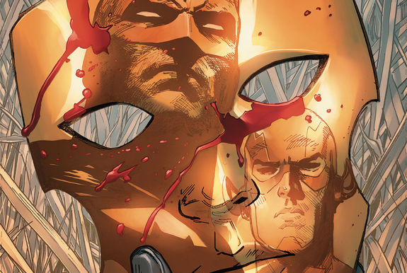 From DC Comic's Heroes in Crisis #3