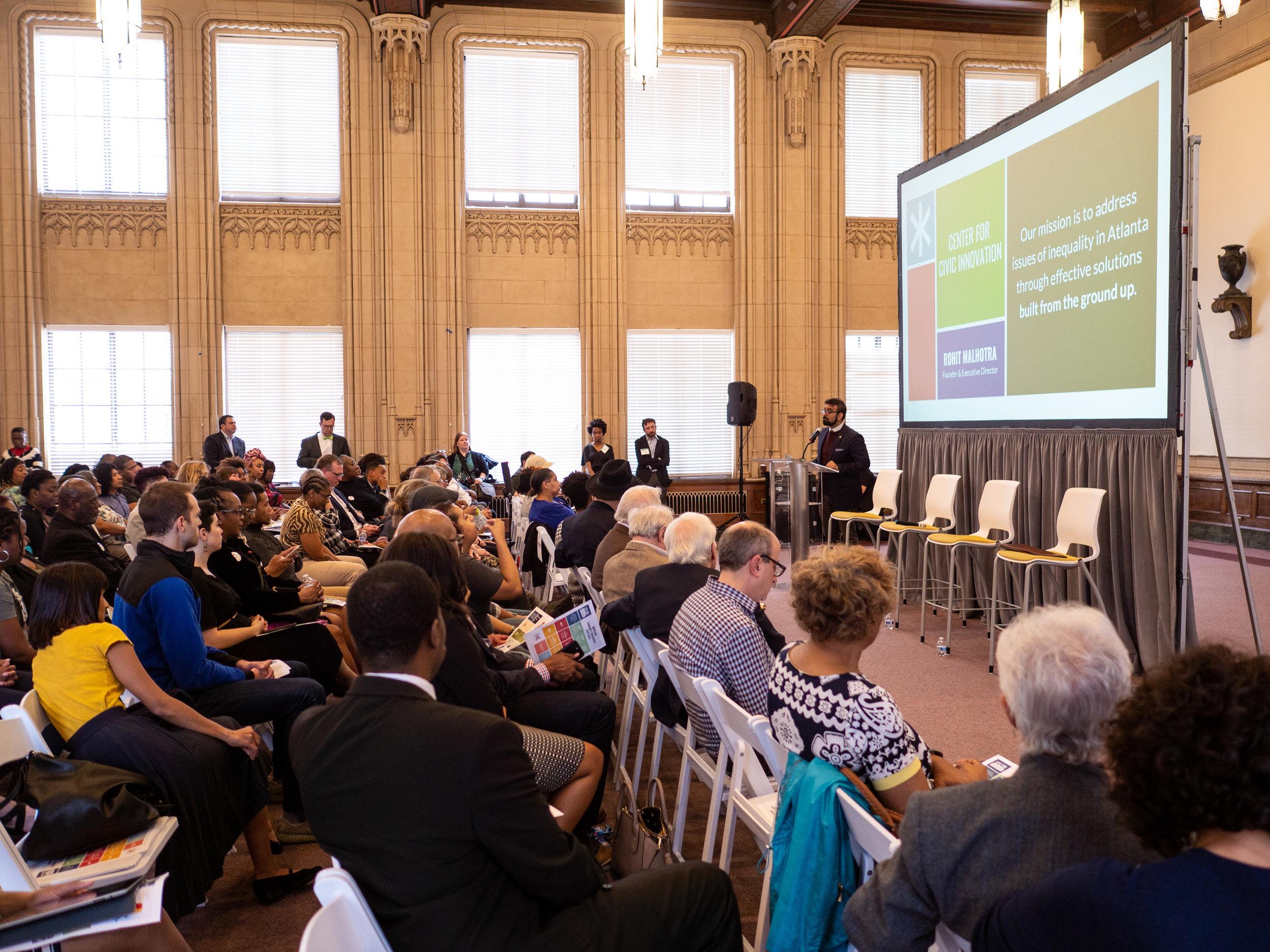 NPU Initiative - IMPROVING COMMUNITY ENGAGEMENT IN ATLANTA