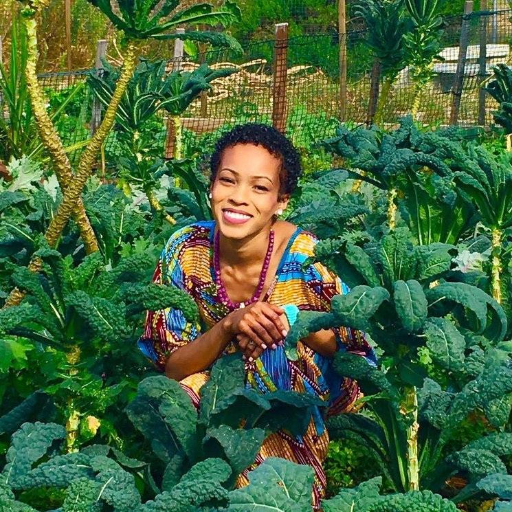 Yasmeen Salaam-Sabir   Carver's Produce