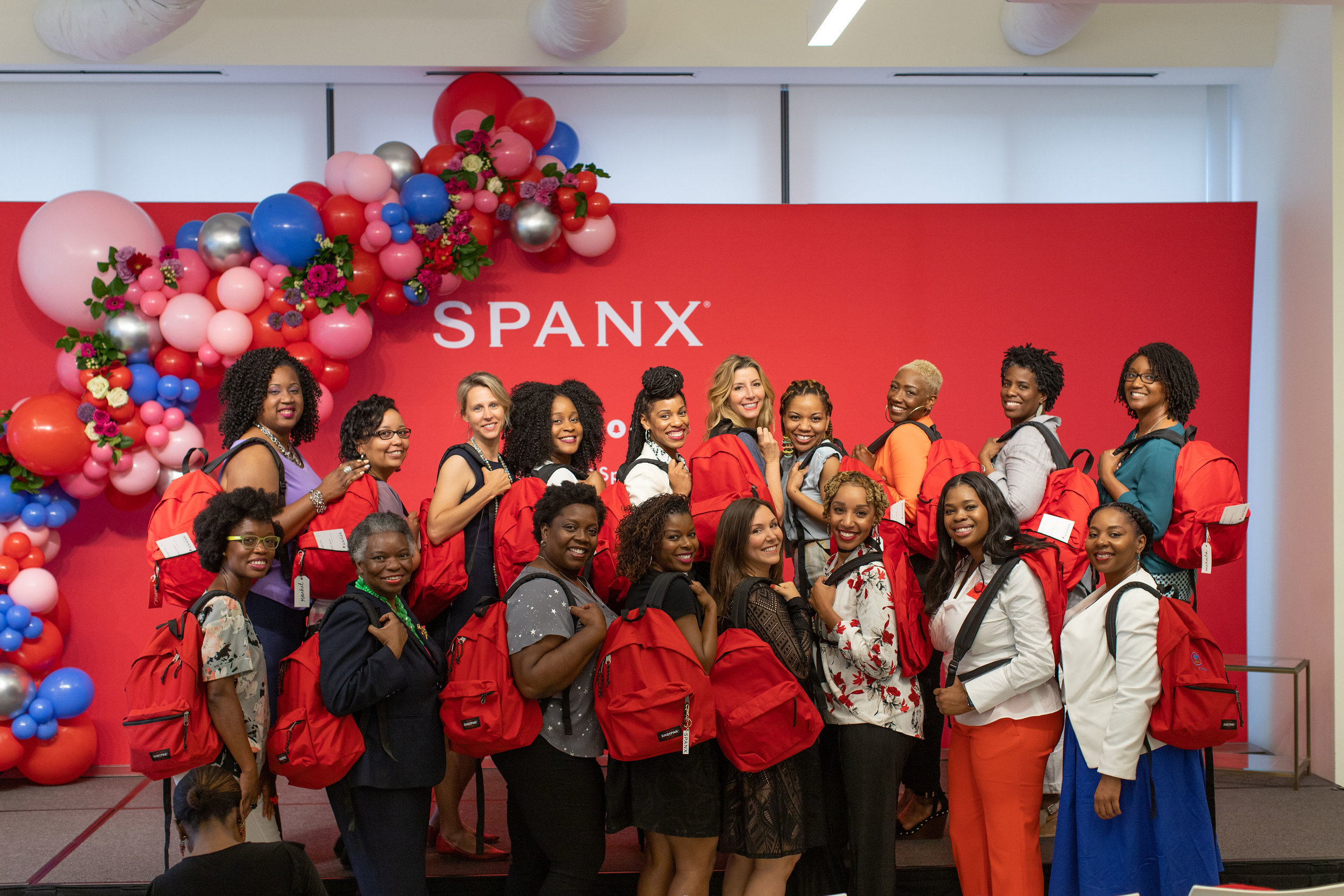 For the Third Year, Sara Blakely and the Center for Civic Innovation