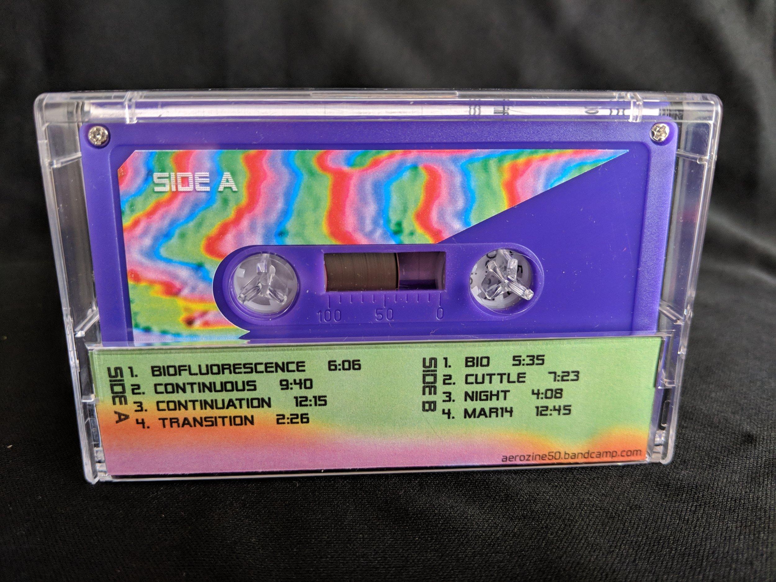 Purple cassettes!