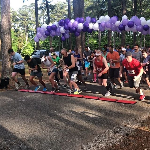 We're lucky to have @anytime_fitness_ruston hosting Race for Good today! Come see us this morning at @lincoln_parish_park_ruston! All proceeds go to support Ruston nonprofits during Give For Good!
