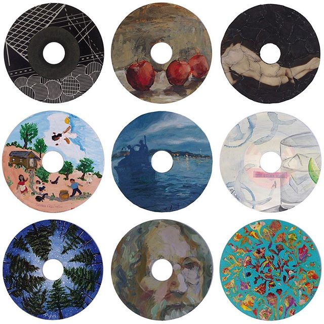 We are so grateful to be chosen as the ART on 45 recipients this year! Take a minute to look at the incredible work from years past!  Interested in submitting an artwork? Come see us at @mainstreetexchange_ruston to pick up a record and info sheet! The deadline for submissions is January 6th!