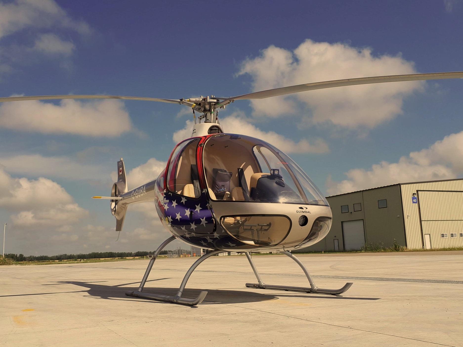 - Helicopter Flight Training
