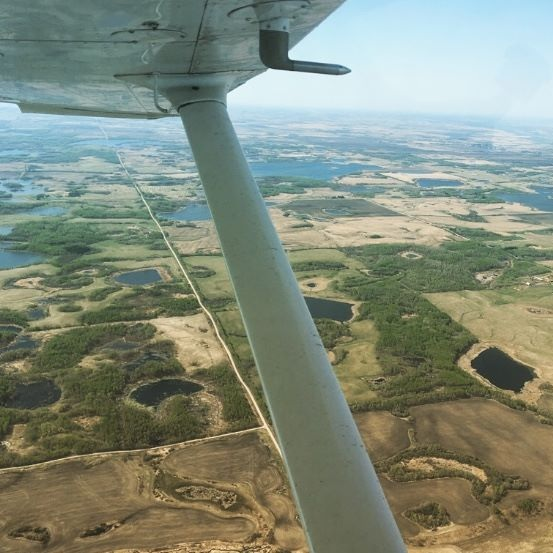 - Fixed Wing Surveillance