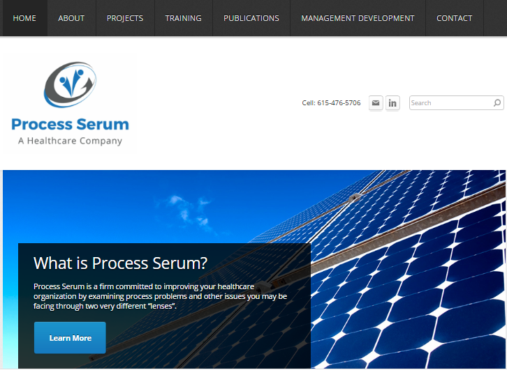 Process Serum