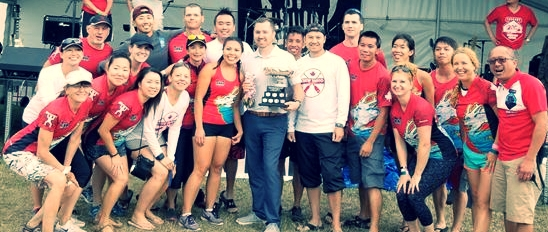 - This crew consists of our competitive paddlers.  The focus will be on maximizing competitive performance throughout the season.  Practice commitments are a minimum of twice (2) weekly and participation in at least one out of town festival and participation in the Calgary Dragon Boat Festival.Practices are held on Thursday evenings and Sunday mornings.