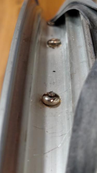 hidden problems under the rim strip