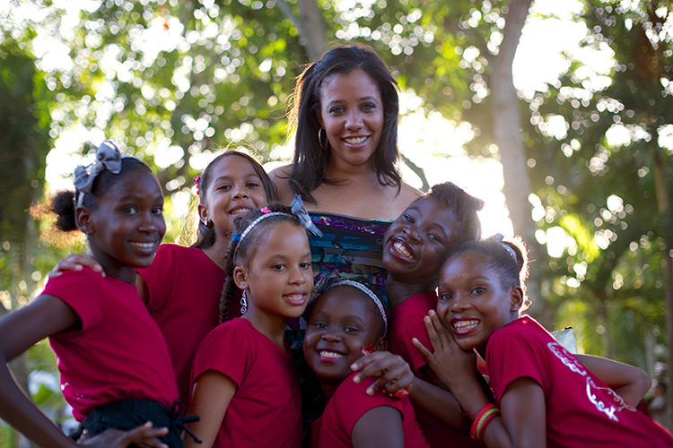 Jessica Lawson,  Co-Founder  Jessica's love affair with the Dominican Republic began in 2003 when she first came to Cabarete on vacation. Her work was instrumental in the formation of the Mariposa DR Foundation, earning her the Martin Luther King Social Justice award from her alma mater, Dartmouth College. Now back in her hometown of Chicago, Illinois, Jessica continues to champion for girls in the Dominican Republic and raise awareness of how educating and empowering young women is the only way to affect lasting change.