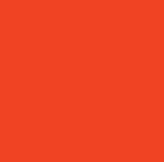 RED   WEB COLORS: #f04323  C: 0 M: 89 Y: 100 K:0