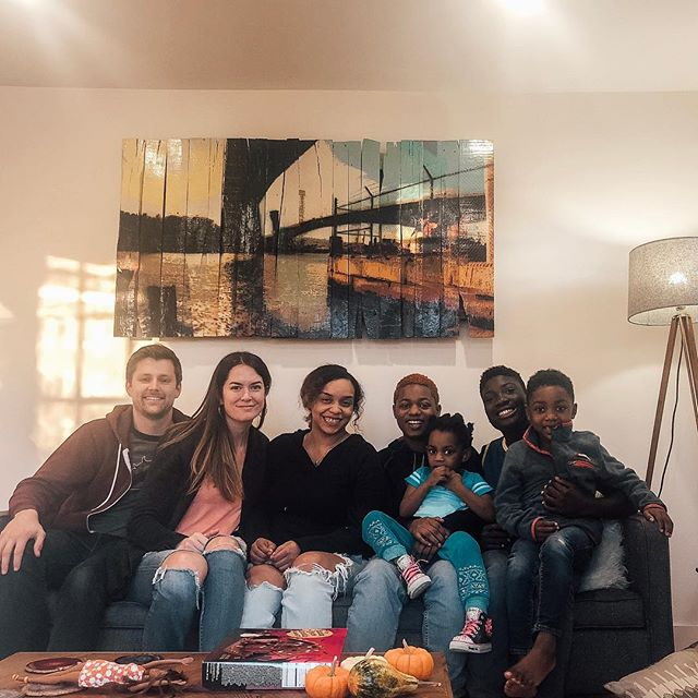 Family is what you make it✨ . . . #family #openadoption #bettertogether #birthfamily #cousins #openadoptionsrock #adoption #lovemakesafamily #adoptionrocks #fosterlove #fostercare #fostertoadopt #thisisfostercare #fostertoforever #transracialadoption #familyconnections #adoptionjourney #bellingham #washington #pnw