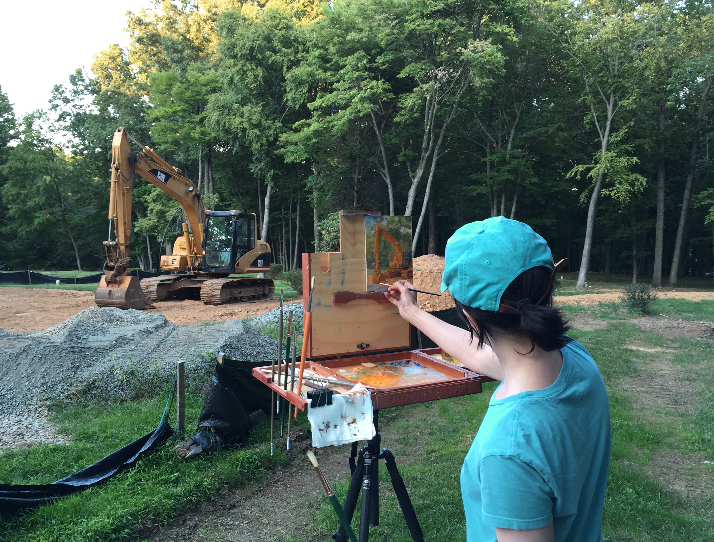 Yard Work - - View -