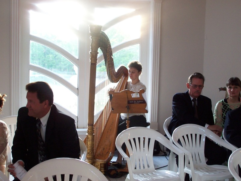 Wedding at Abita Quail Farm