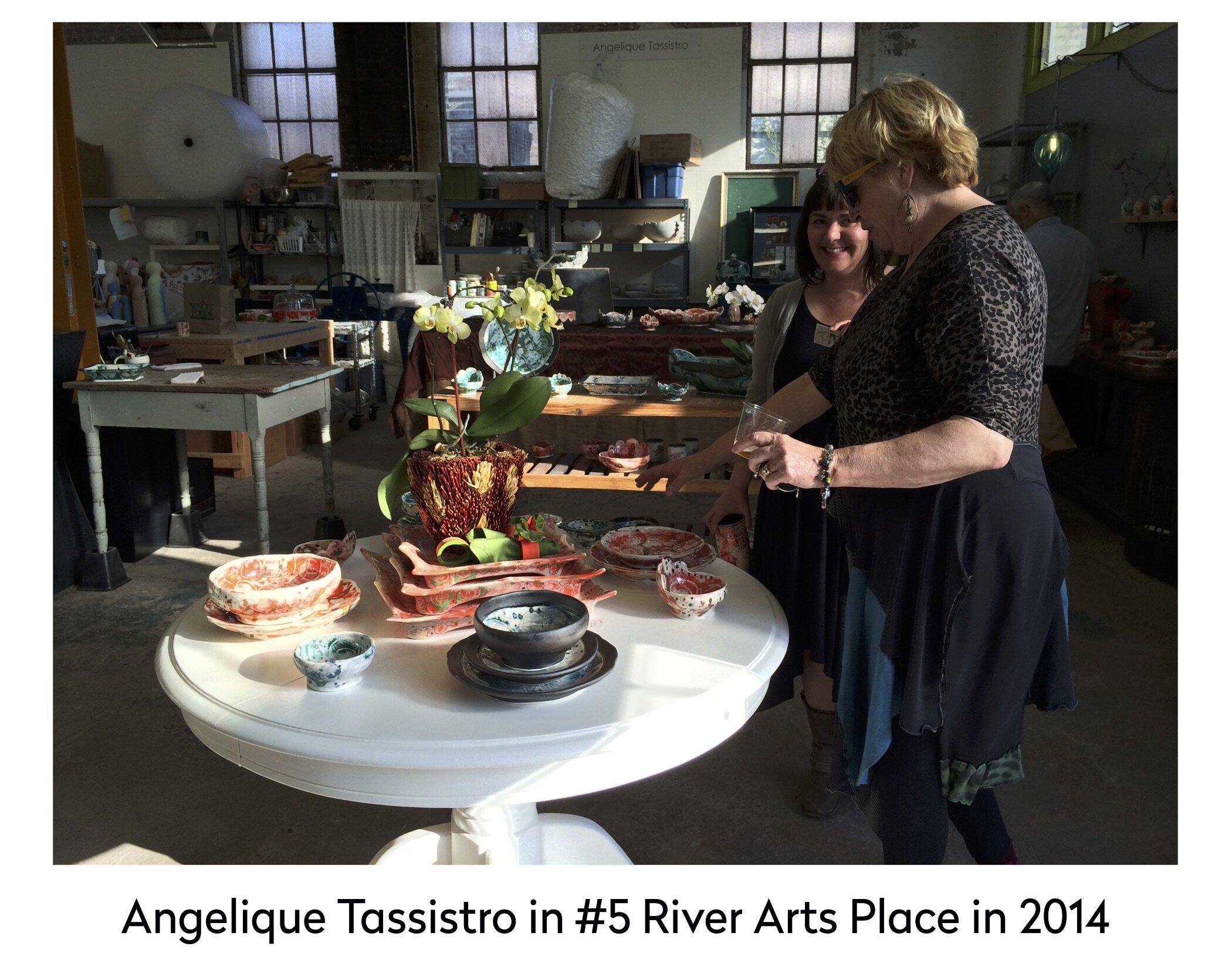 angelique in studio in 2014.jpg
