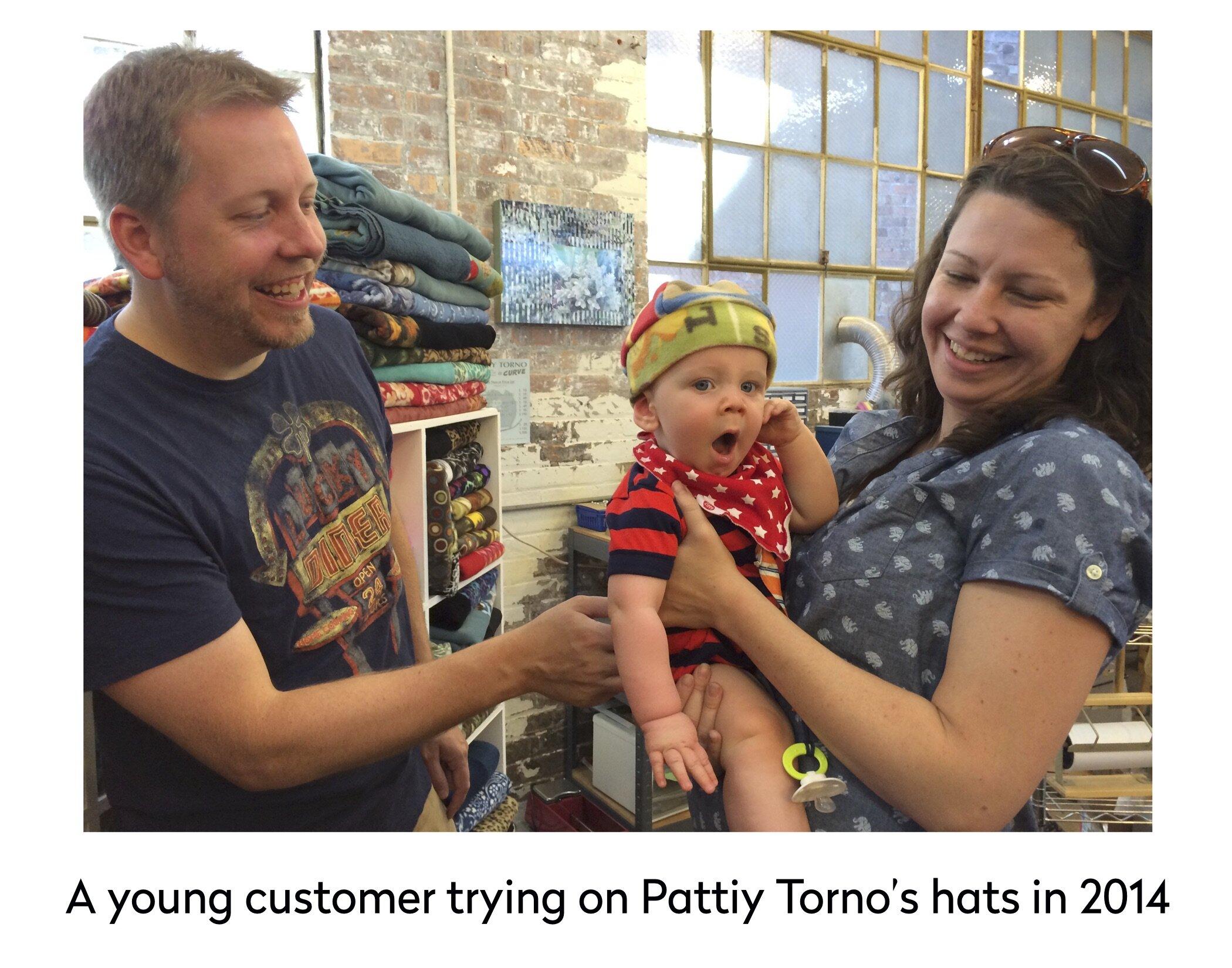 baby in pattiys hat 2014.jpg