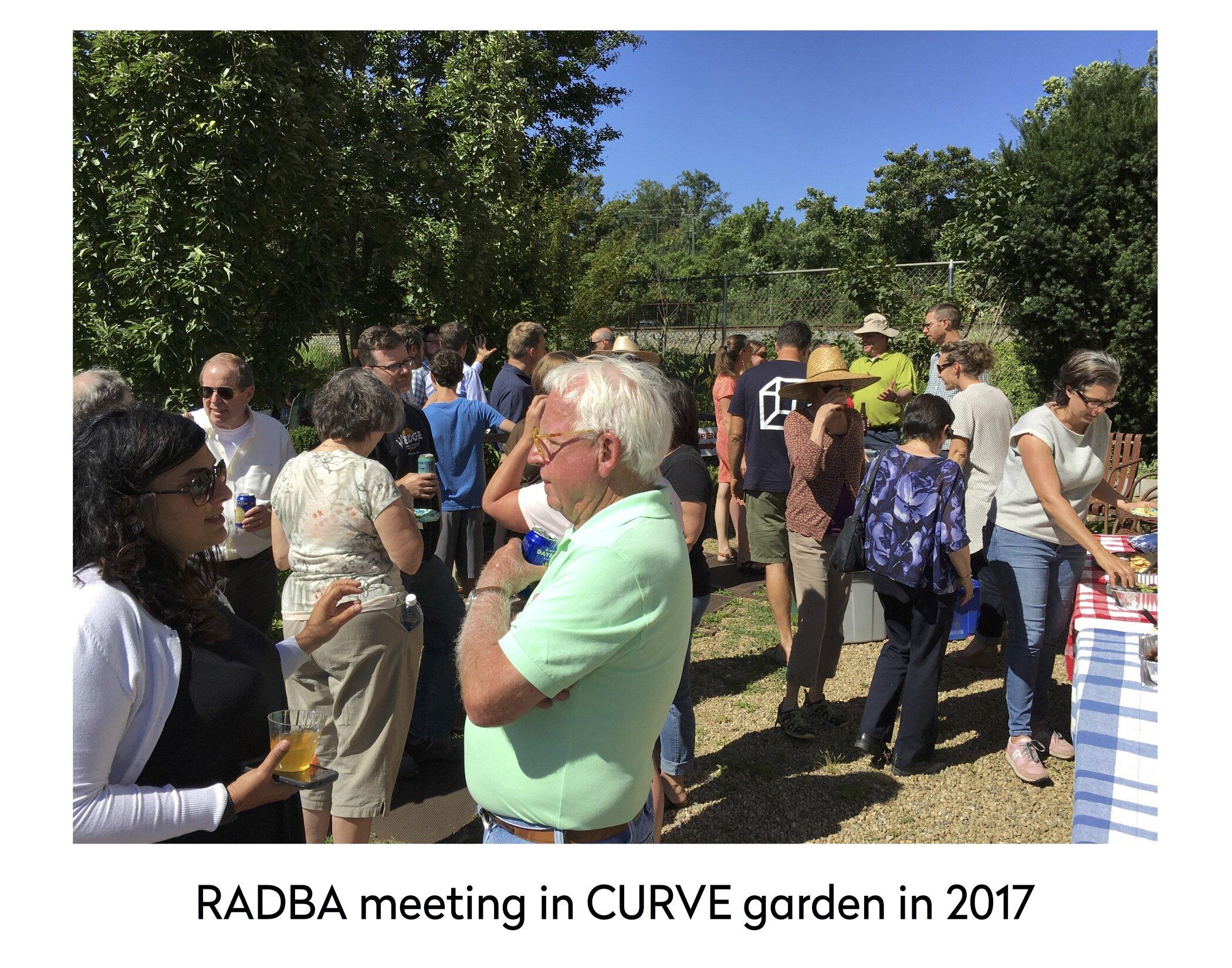 radba meeting in garden 2017.jpg