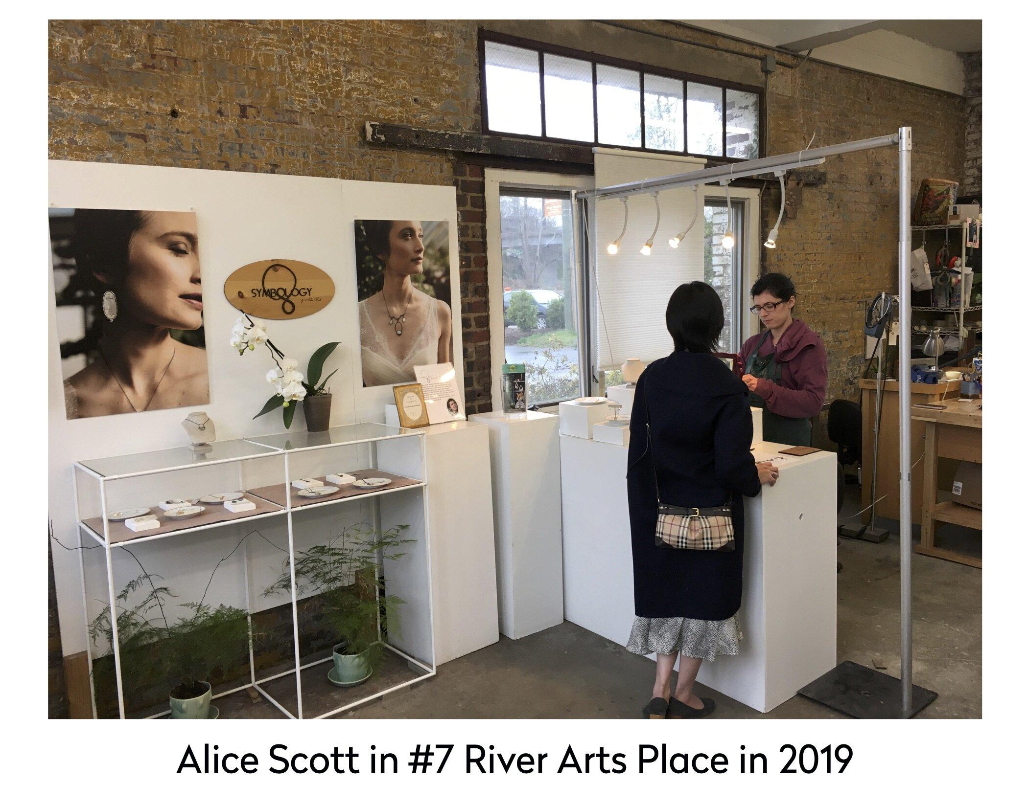 Alice Scott in studio 2019 .jpg