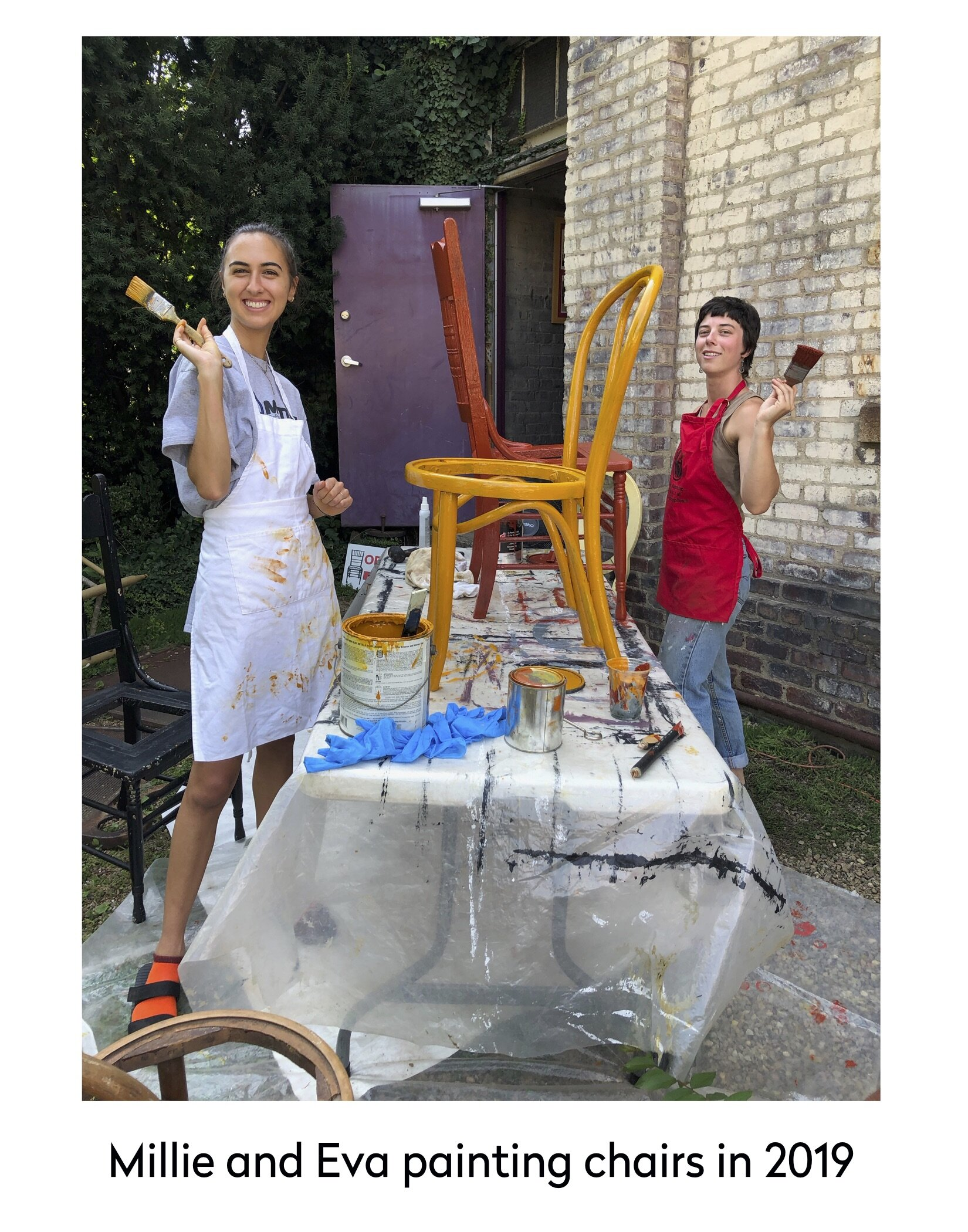 millie and eva painting chairs 2019.jpg