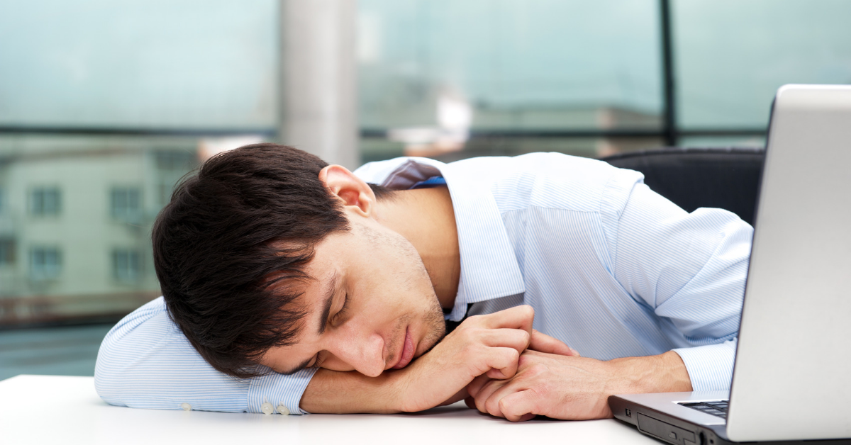 We work with businesses - Our sleep improvement course improves your workforce health and wellbeing.