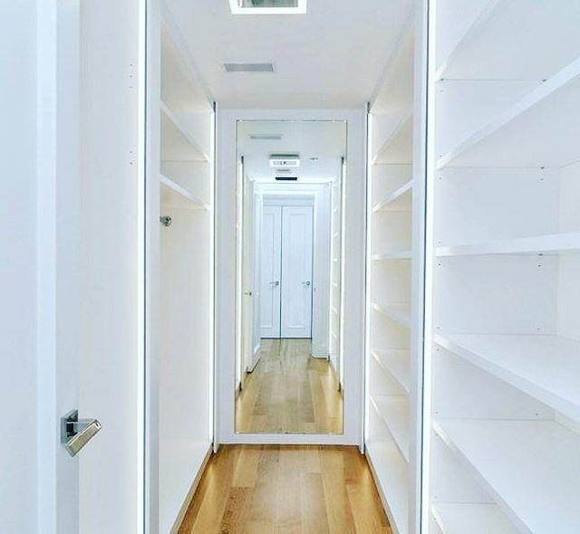Closet shelves ✔  #HappilyEverAlways #Chicago #broker #author #invest #CondosForSale #luxury #condo #GoldCoast #Streeterville #WaterTower #180EPearson5207 #60611 #GetListed  #MillionDollarProperty #lifestyle #urban #instahome  #closets #shelves #storage #home