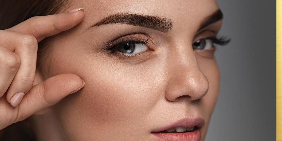 DISCOVER YOUR BEST BROWS. - Brows give balance to your face & enhance beauty.