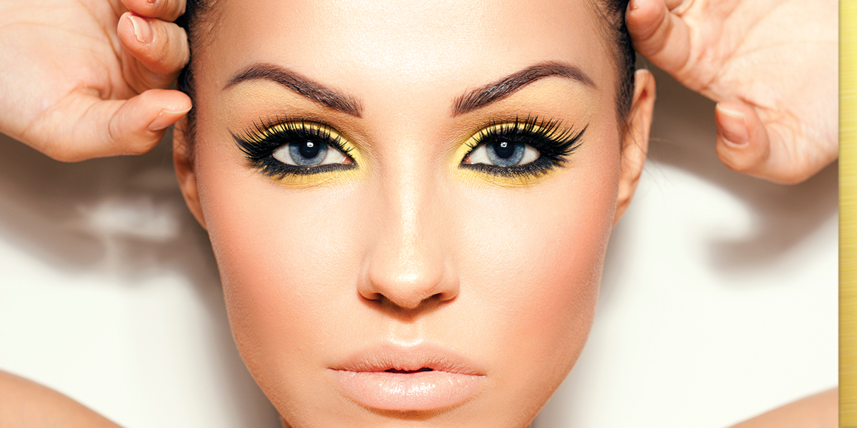 Wink with Confidence. - With the lashes you always dreamed of.