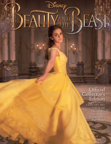 Disney Official Collector's Edition of Beauty and the Beast