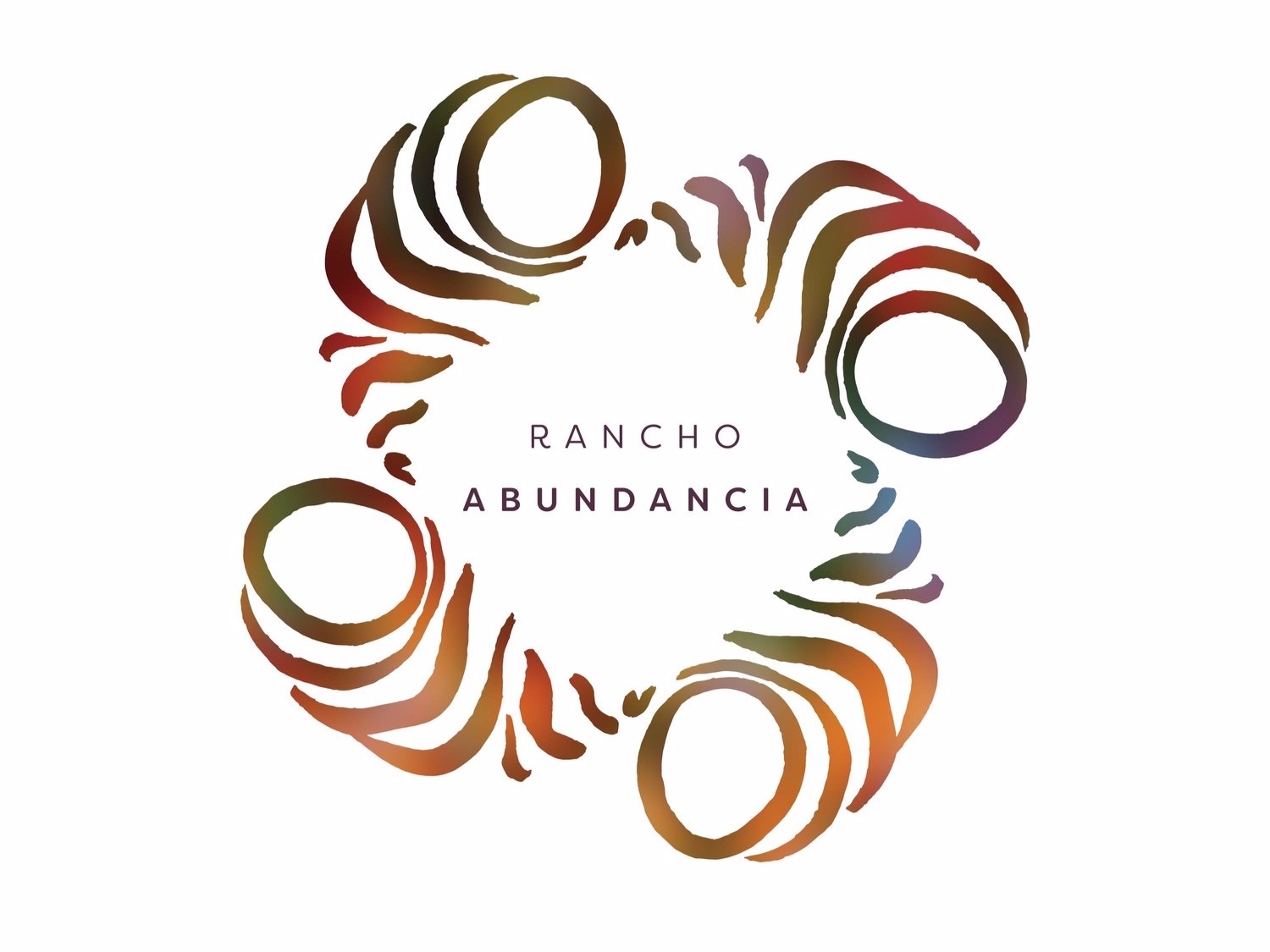 Lifes Pleasures in San Miguel Countryside - Identity design for Rancho Abundance