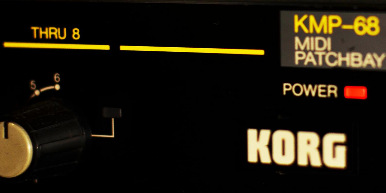 Korg KMP-68   > RX to TX Jitter - Zero samples (0.00ms) > Processing Latency - Zero samples (0.00ms)