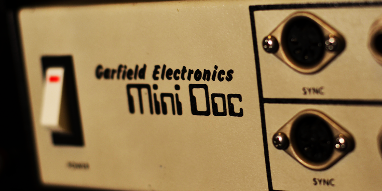Garfield Electronics Mini-Doc   > Clock RX to Clock TX Jitter - Zero samples (0.00ms) > Processing Latency - Zero samples (0.00ms)