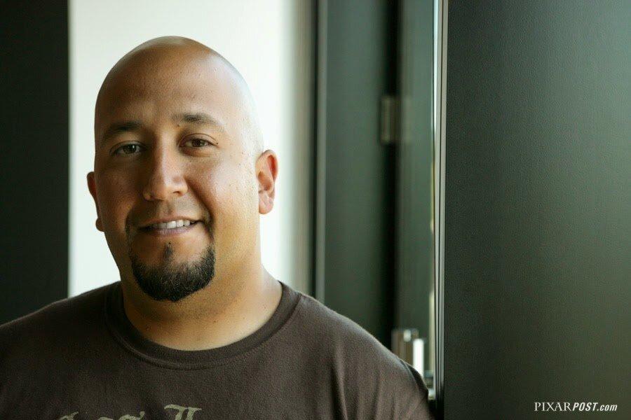 Louis Gonzales- Story Artist- Pixar