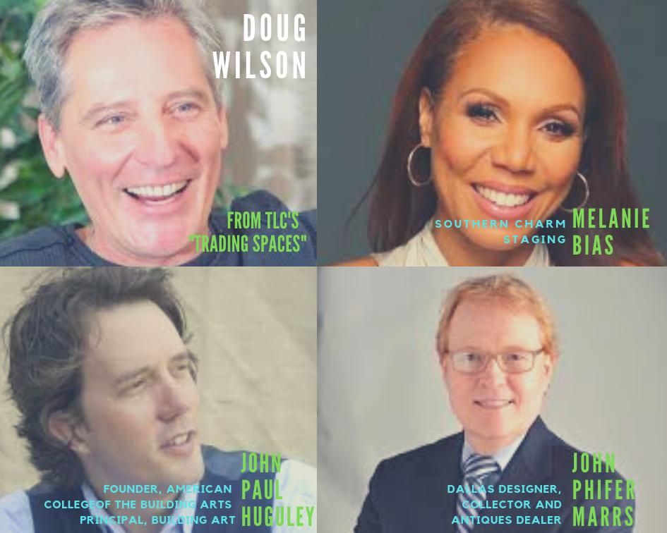 Meet the 2019 guest speakers! -