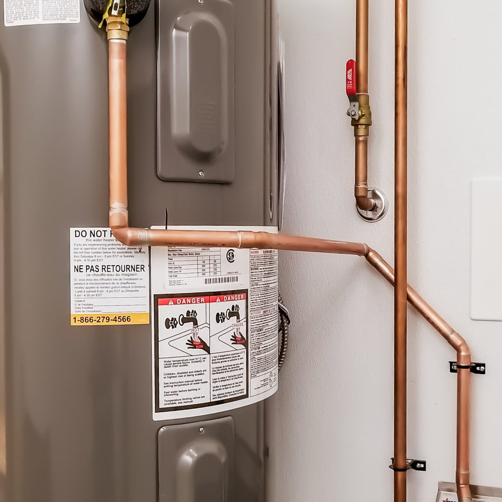 Water Heaters - Hot water heaters are essential for a constant hot water. Without them, using your shower, washer and doing dishes are nearly impossible. Two main types rule; traditional hot water tanks and the more recent tankless water heaters.