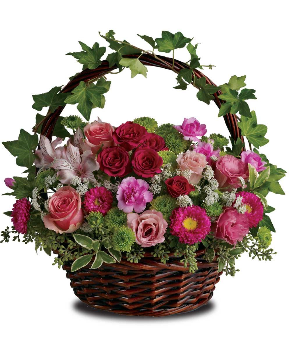 Floral Baskets -
