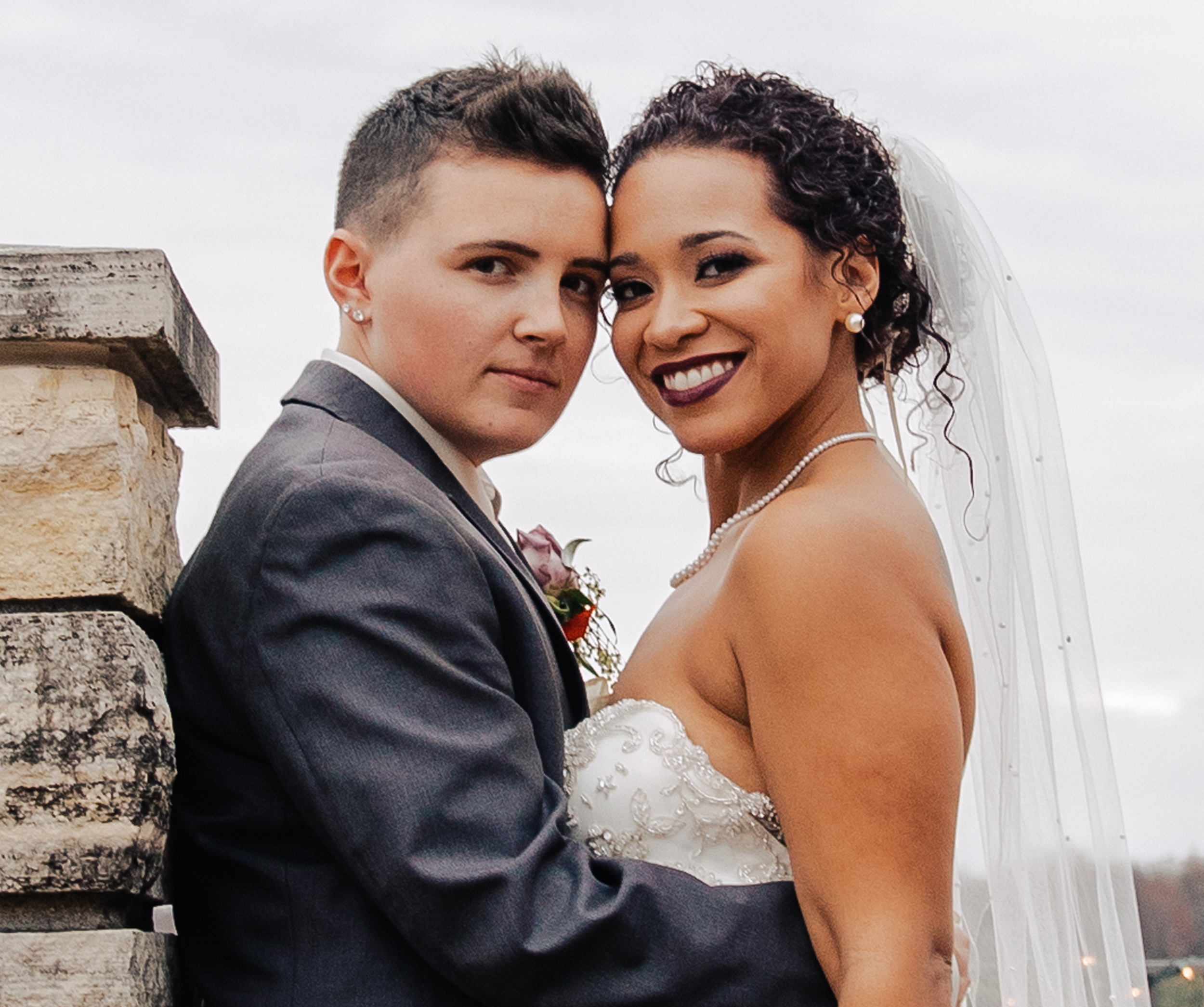 Carly + Dumayi - See their Story