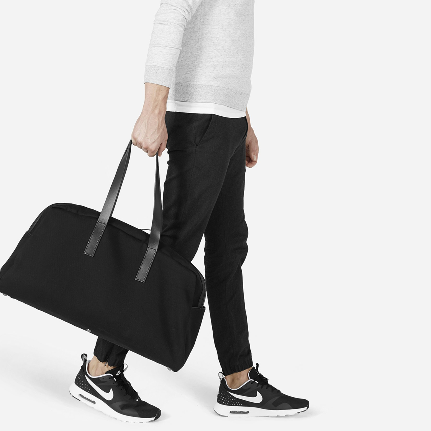 Everlane Twill Weekender Bag categorizes within SEO. I researched, drafted, and published this article on Wordpress (ThriveArchitect). The final project reads a vibrant guide, meticulous detail to grammar, and the keywords requested. Find the published piece  here .