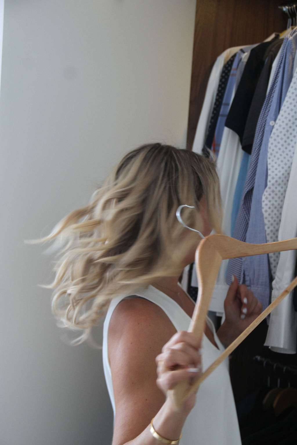 Stuck on how and where to start the often overwhelming task of organizing your closet? -