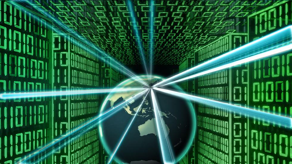 Binary Bypass: Neutrinos for Data Communication, 2016
