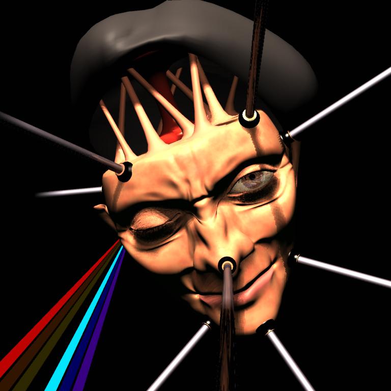Virtual Bust/Franz K., 1993